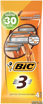 BIC 3 SENSITIVE P 4KOM dostava