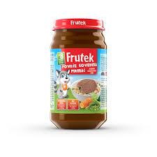 FRUTEK KAŠICA POV/GOVED/PIRINAČ STK 190GR. delivery