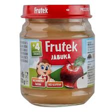 FRUTEK BIO KAŠICA JABUKA KORNČEK 120GR. delivery