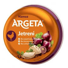 ARGETA JETRENA PASTETA 95G delivery