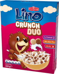 LINO CRUNCH DUO 225G delivery