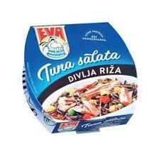 Eva tuna salata divlja ruza i djumbir 160g dostava