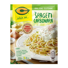 C FIX SPAGETI CARBONARA 34G delivery