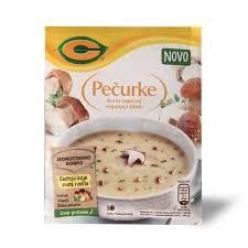 C krem supa pečurke 52gr. dostava