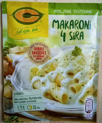C MAKARONI 4 SIRA 30G delivery