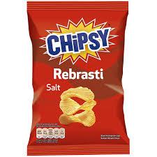 CHIPSY REBRASTI SLANI 40GR. dostava