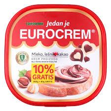 EUROKREM 800GR.  +  10% GRATIS dostava