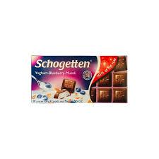 Schogetten jogurt-borovnica-musli 100gr. dostava