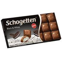 SCHOGETTEN BLACK and WHITE 100G delivery