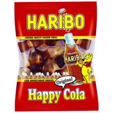 Haribo Cola - Rollen 25gr. dostava