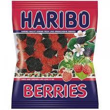 HARIBO BERRIES 100G dostava