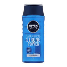 NIVEA ŠAMPON 250ML. STRONG POWER delivery