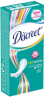 DISCRETID DEO delivery