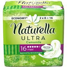 NATURELLA ULTRA MAXI DUO delivery