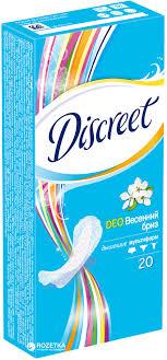 DISCREET DEO OCEAN BREEZE 18X20 delivery