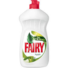 FAIRY APPLE 450ML delivery
