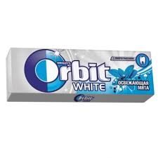 ORBIT WHITE FRESH MINT delivery
