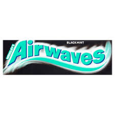 AIRWAVES BLACK MINT delivery
