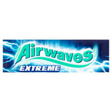 AIRWAVES EXTREME WRIGLEYS delivery