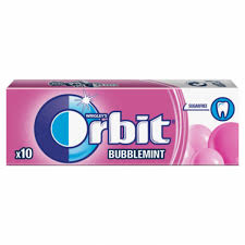 ORBIT BUBLE MINT delivery