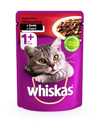 WHISKAS KESICA GOVEDINA 100G delivery