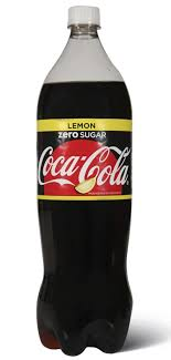 1.5 PET COKE ZERO LEMON dostava