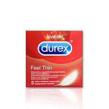 DUREX FEEL THIN dostava