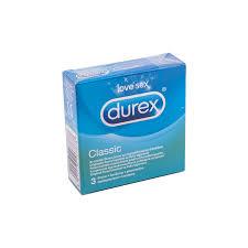 DUREX PREZERVATIV CLASSIC delivery