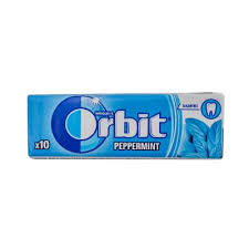ORBIT PEPERMINT delivery