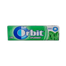 ORBIT SPEARMINT delivery