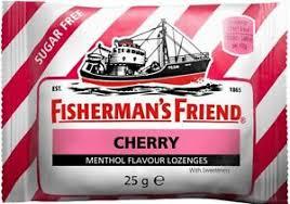 Fishermans Friend višnja mentol 25gr. - pastile dostava