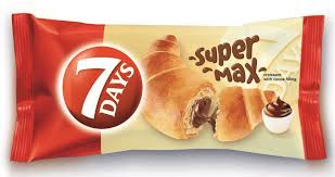 7 Days Supermax kakao 110gr. delivery