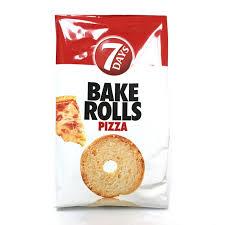 BAKE ROLLS PIZZA 160G dostava
