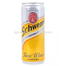 SCHWEPPES  TONIC WATER 0,33L LIMENKA dostava