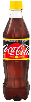 COCA COLA ZERO LIMUN 0,5L PET delivery