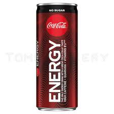 COKE ENERGY NO SUGAR DGRS 250ML. dostava