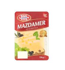 Mlekovita Masdamer sečeni 150gr. dostava