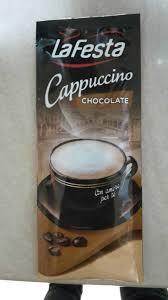 LA FESTA CAPPUCCINO CHOCOLATE 12.5G dostava
