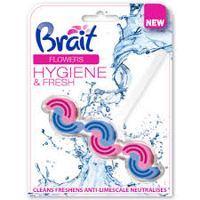 BRAIT WC OSVEZIVAC FLOWERS 45GR delivery