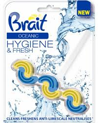 BRAIT WC OSVEZIVAC OCEANIC 45GR delivery