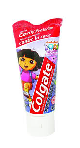 Colgate P.50ml. kids fruit bubble delivery