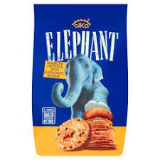 ELEPHANT PERECE SA SUSAMOM - BLISTER 80GR. dostava