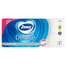 ZEWA DELUXE 8/1 DELICATE CARE delivery