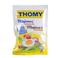 THOMY MAJONEZ KESICA 160G delivery