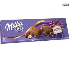 Milka čokolada Raisins 270gr. dostava