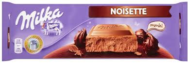 Milka čokolada Noisette 270gr. dostava