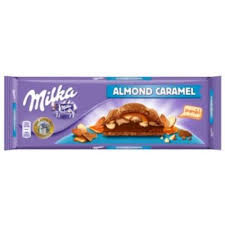 Milka Choko almond 300gr. dostava