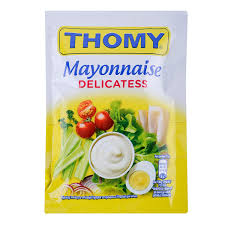 Thomy Mayonnaise Sauces copack 80gr. delivery