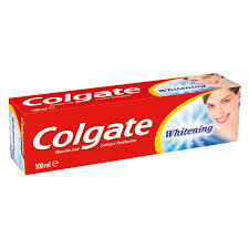 COLGATE 100ML WHITENING delivery
