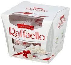RAFAELLO 150GR delivery